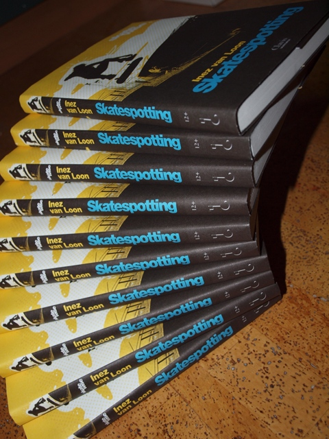 skatespotting books at skatespots.be