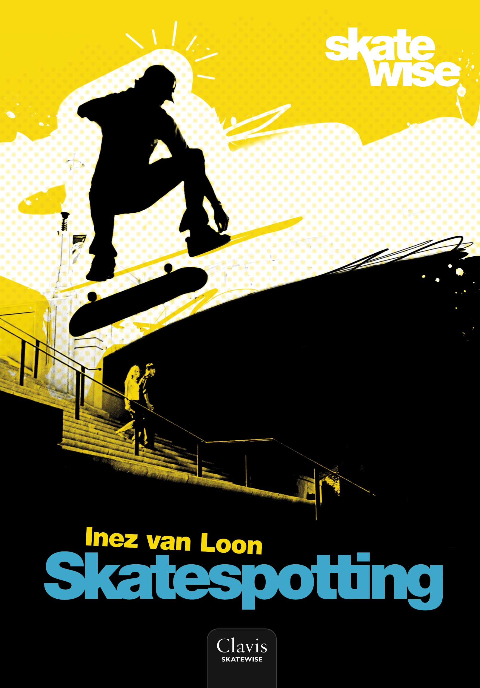 Skatespotting by Clavis Books