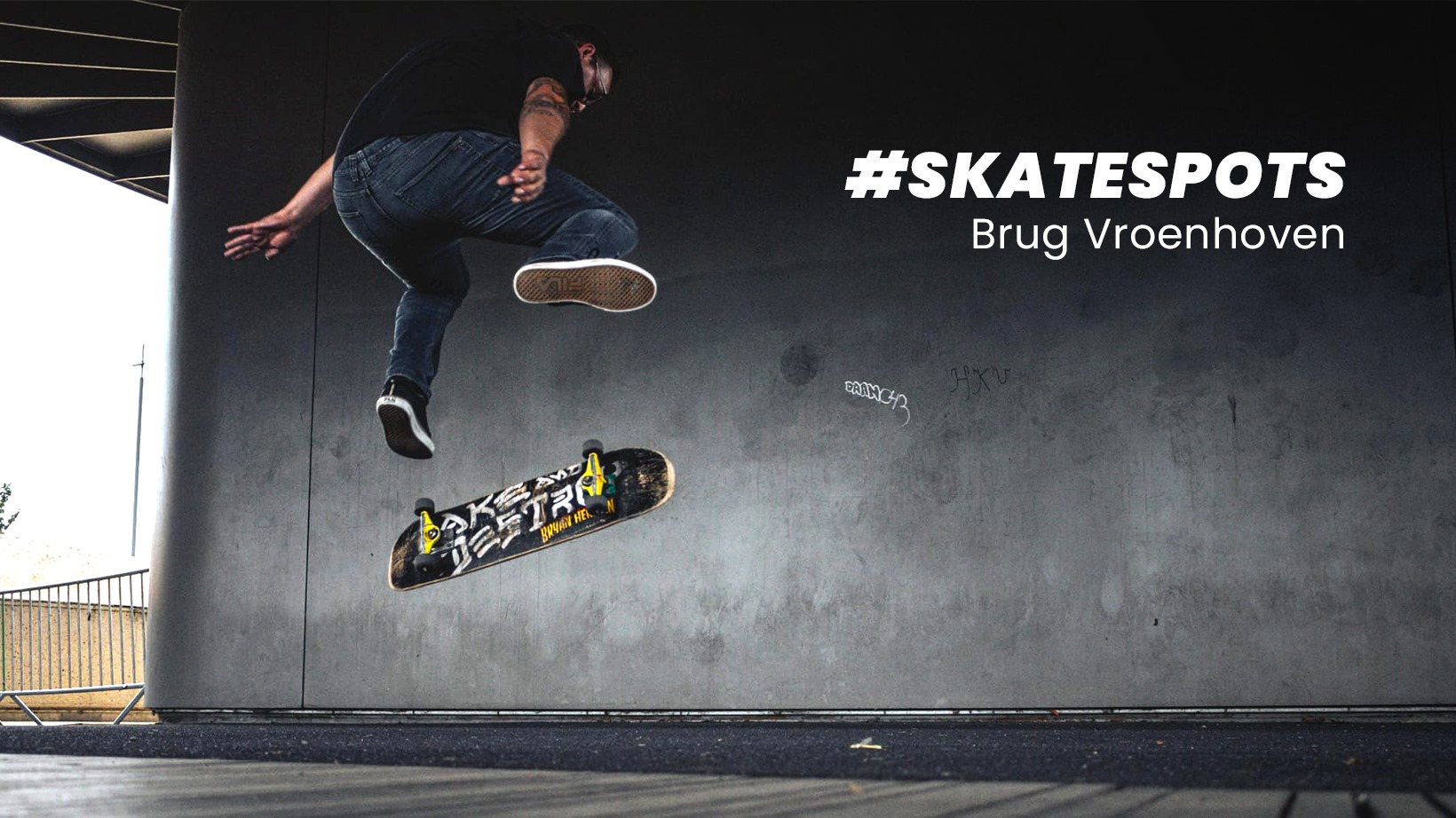 What do you think of the new Skatespots website?