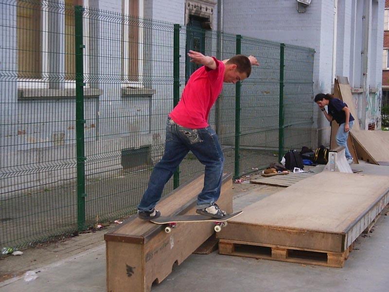 Wiener skatepark